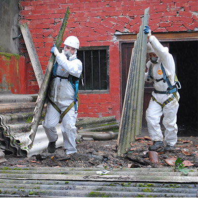 Non Licensed Asbestos Removal Training