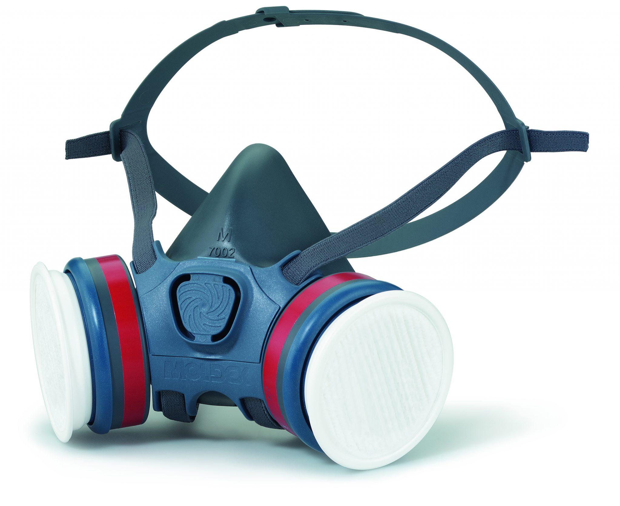 Moldex 7000 Series Half Mask