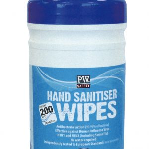 Portwest IW40 Hand Sanitiser Wipes