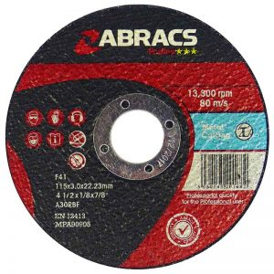 Flat Metal Cutting Disc Proflex