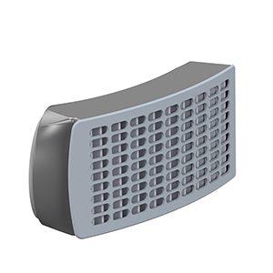 TTS powercap infinity filter