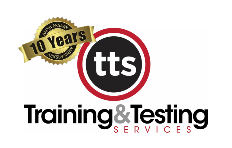 Training & Testing Services turn 10